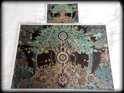 画像3: yogaや瞑想のBGMに!super full moon bowl CD   JUNKO TANAKA-