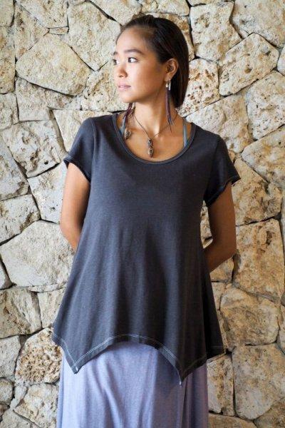 画像2: *エコ染カラーも入荷!Organic Cotton×Hemp  Original Long sleeves T-shirts 8カラー!