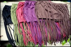 画像13: Sale 50% OFF!! macrame fringe bra 5color ukA earth (13)