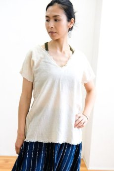 画像5: *ベージュラスト1!Sale 30% OFF!! earth Tee  4 color ~ ukA earth ~MANU★ (5)