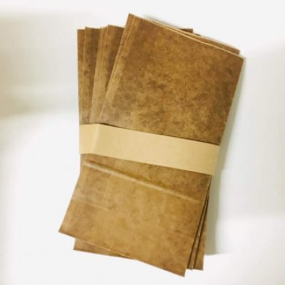 画像1: オーガニックコットン・Bee Eco wrap 蜜蝋ラップ Sサイズ 7デザイン