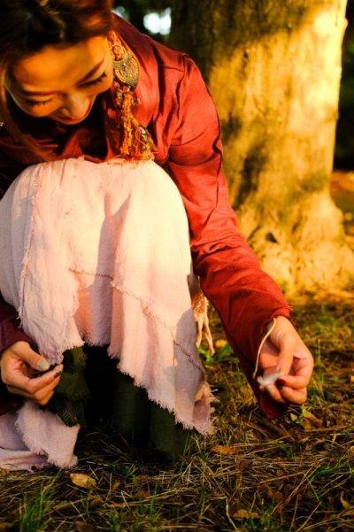 画像3: Native Wrap Long SK 3 colors  uKA earth