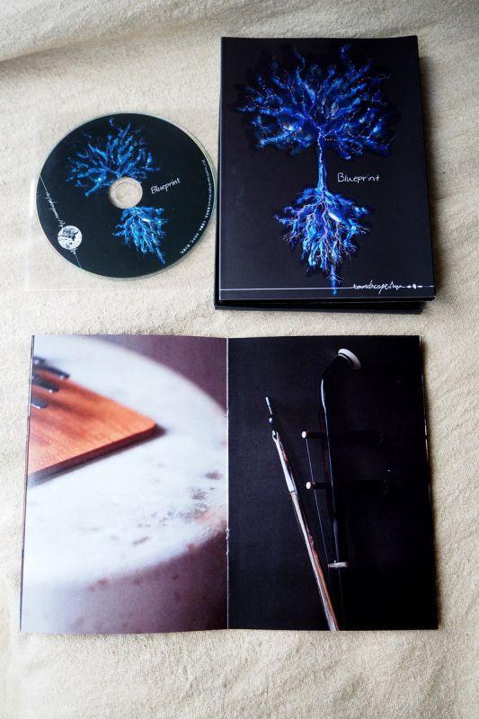 画像1: ワールドミュージック好きの方に!Sound scape CDアルバム第2弾  ''Blueprint'' (1)