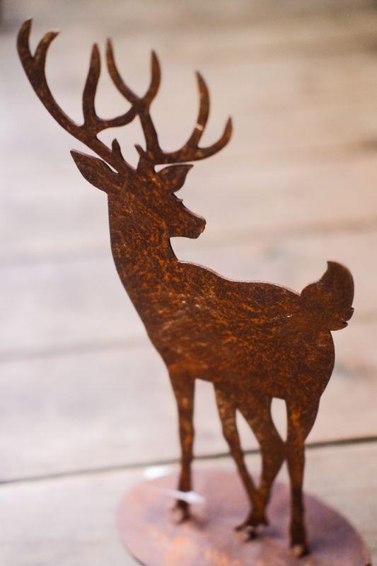 画像1: Sale 20% OFF!! 鉄製オーナメント  Rusty Ornament 4種類 デンマークデザイン (1)