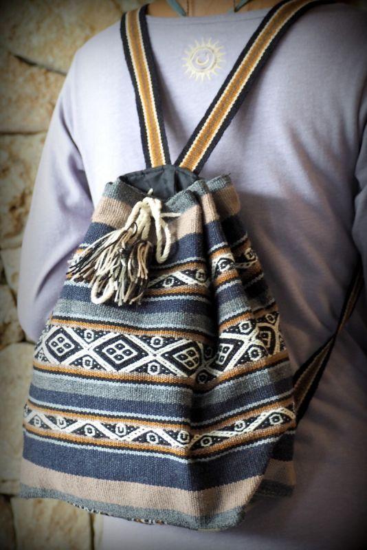 画像1: Sale 30%  OFF!! Inca backpack ukAセレクト (1)