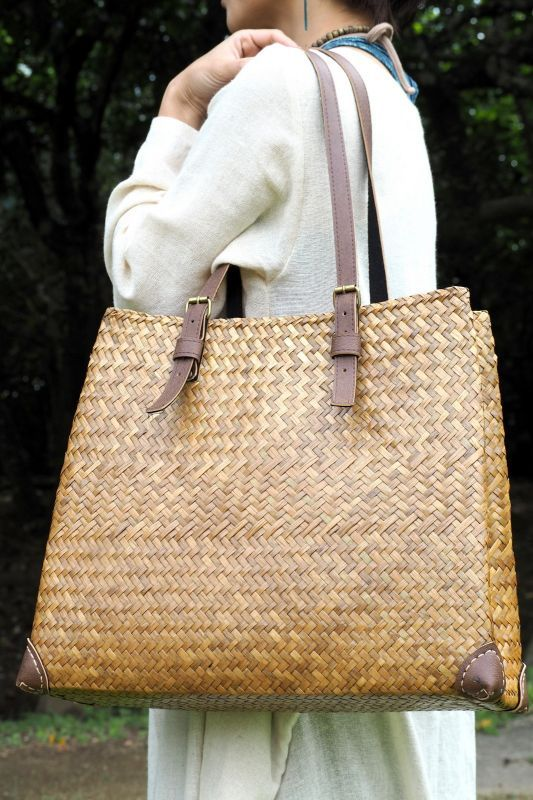 画像1: BAMBOO BIG BAG ~ukA select~ (1)