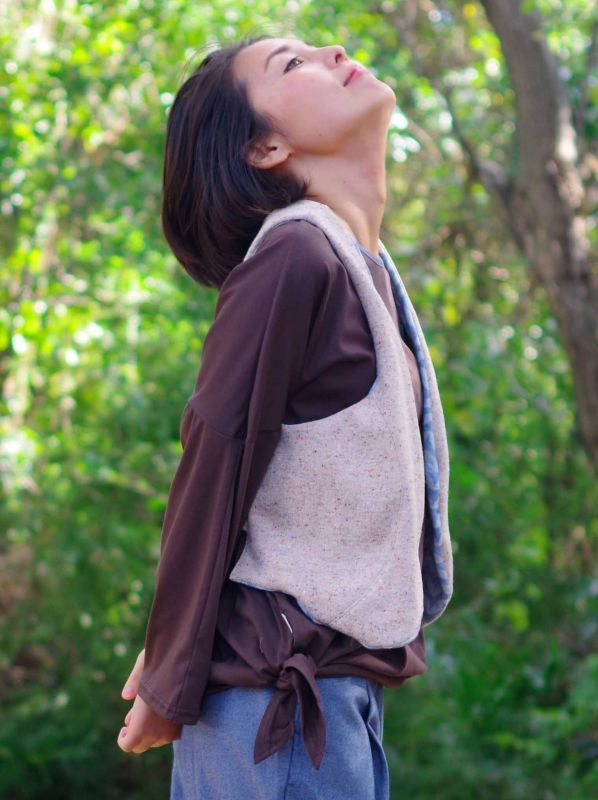 画像1: ♪ JOY vest  Sisso (1)