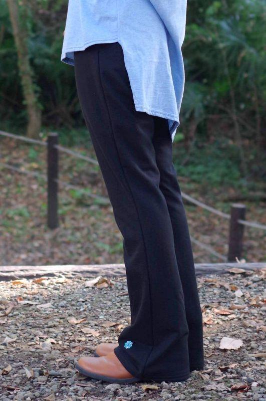 画像1: RAKU Bell bottom PT  Sisso (1)