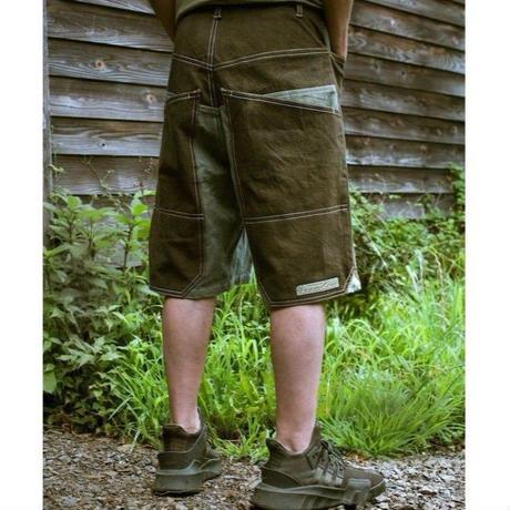 画像1: Workman's Half Pant Men's 2color3size / Botanic Green  [直送アイテム] (1)