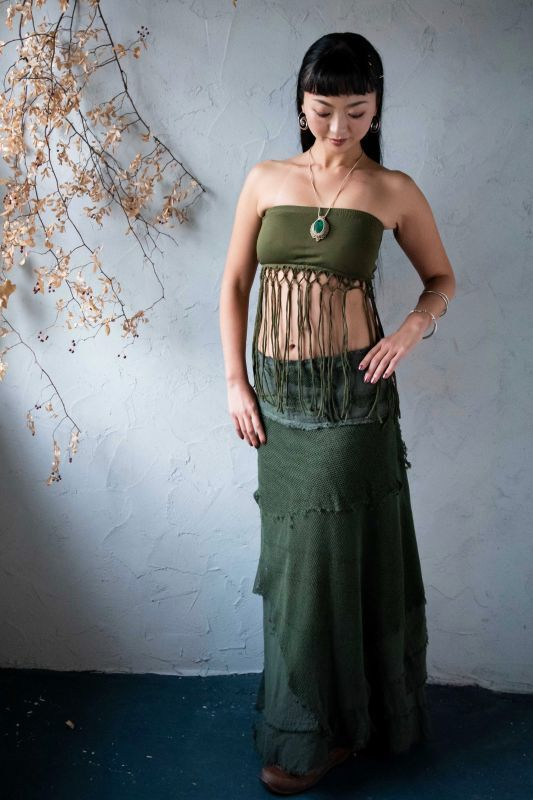 画像1: Native Wrap Long SK 3 colors  uKA earth (1)