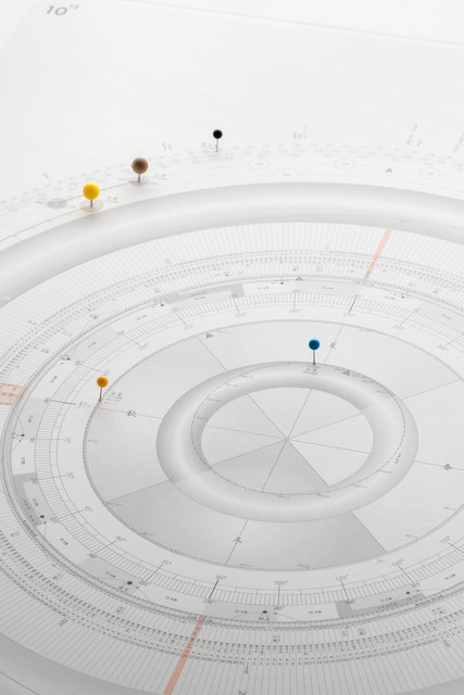 画像1: 遂に登場!太陽系時空間地図 地球暦 2021 (1)