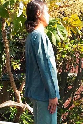 画像1: Sale 20% OFF!! asana ユニセックス ラグラン ロングスリーブ 4カラー PAYAKA (1)